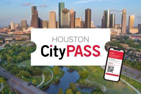 Houston CityPASS®: Sparen Sie bis zu 47% bei 5 Top-Attraktionen