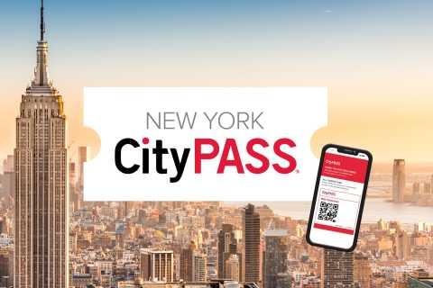 ニューヨークシティパス®:6つの人気アトラクションで40%割引
