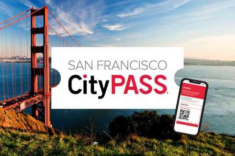 サンフランシスコCityPASS®:4つのトップアトラクションで44%割引