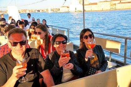 Venedig: Sunset ...