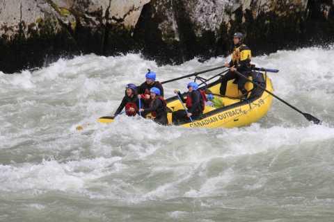 Squamish: Wet and Wild Elaho Exhilarator Rafting Experience