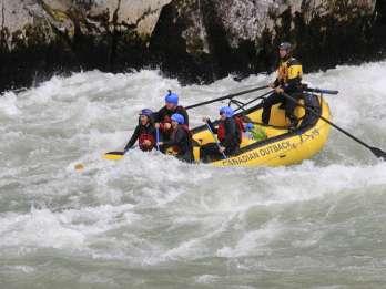 Wet and Wild Elaho Exhilarator