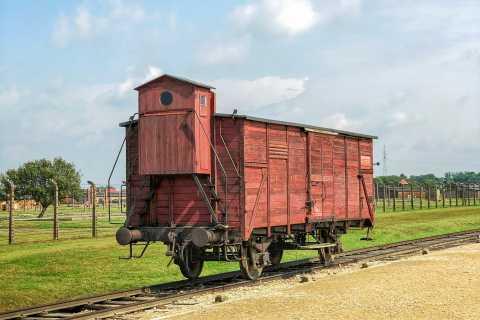 From Krakow: Auschwitz-Birkenau Full-Day Trip - Non-Refundable