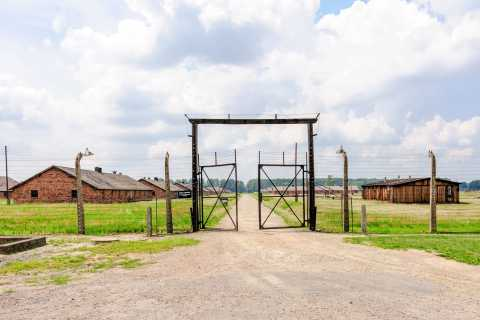 From Krakow: Auschwitz-Birkenau Full-Day Trip with Pickup - Non-Refundable
