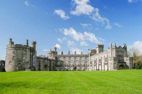 From Dublin: Glendalough, Wicklow Mountains and Kilkenny Full-Day Trip