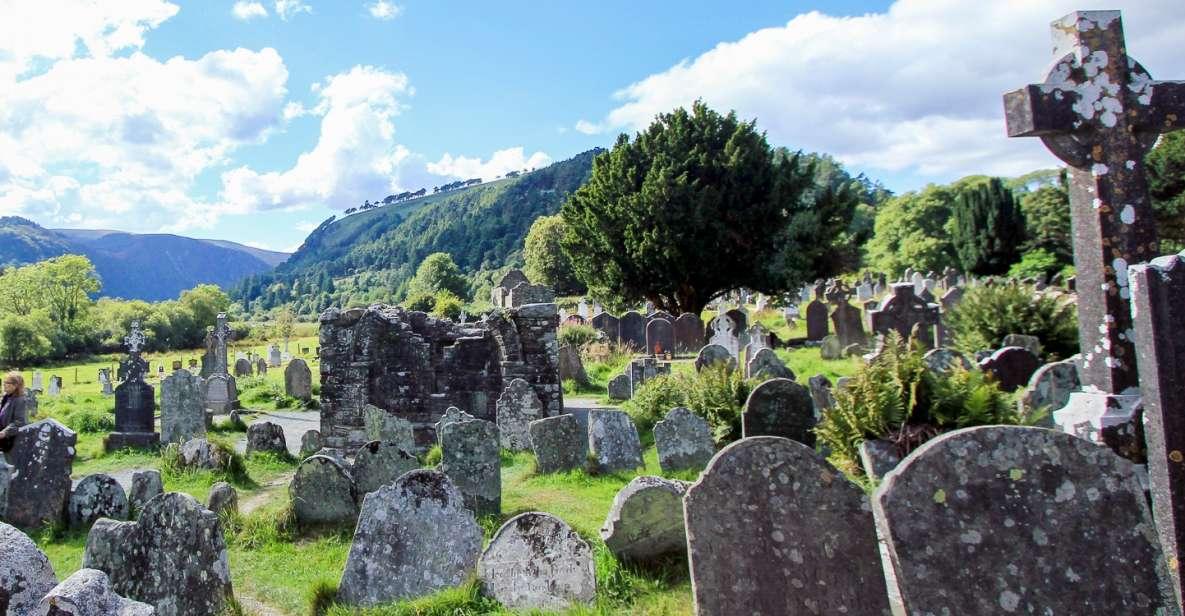 De Dublin: Glendalough, Wicklow Mountains e Kilkenny viagem de um dia inteiro