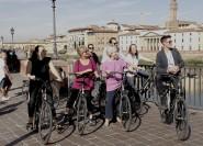 Florenz: 2,5-stündige geführte Fahrradtour