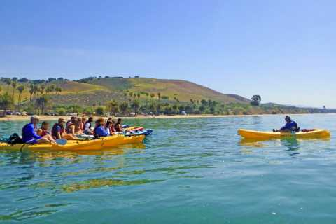Santa Barbara: Refugio State Beach Kayaking Trip