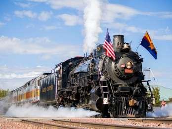 Die Grand Canyon Railway Round Trip Erfahrung