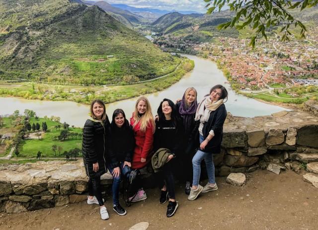 Georgië: dagtocht naar Mtskheta, Stalin Museum & Uplistsikhe
