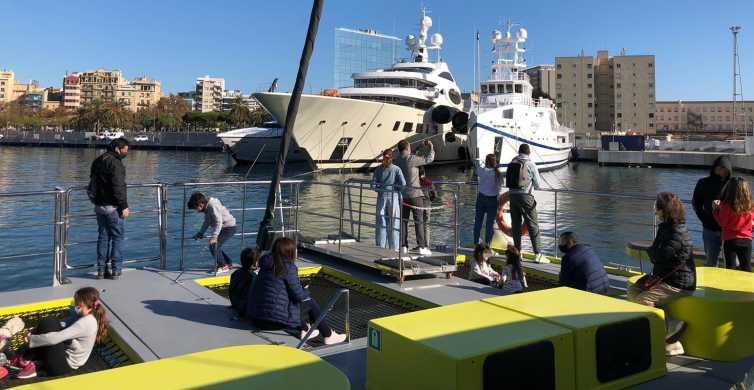 Barcelone: excursion en catamaran au large de Port Vell
