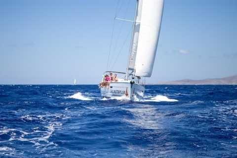 Dia Island Private Sailing Trip from Heraklion