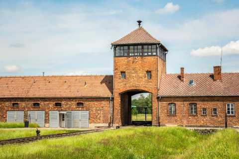 Depuis Cracovie: visite d'une journée d'Auschwitz-Birkenau avec prise en charge