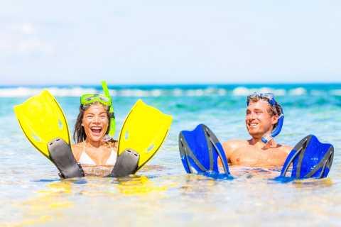 Saint John: All-Inclusive Snorkeling Experience