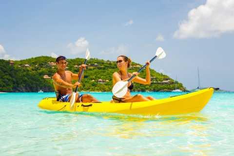 Saint Thomas 2.5-Hour Mangrove Lagoon Tour