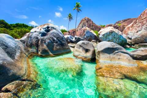 British Virgin Islands: Explore the Baths and Jost Van Dyke