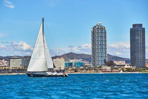 Barcelone: voyage en voilier privé