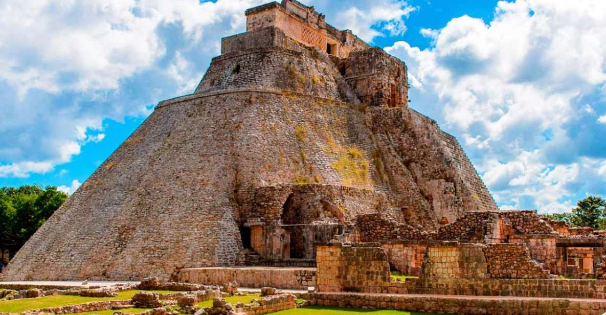 From Mérida: Day Trip to Uxmal with Chocolate Museum Visit