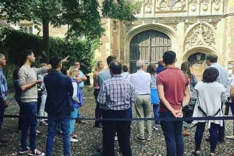 Cambridge University Guided Walking Tour with a Graduate