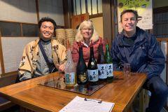 Takayama: excursão de 30 minutos à cervejaria de saquê