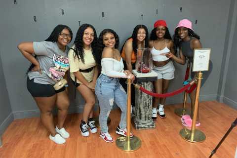 Miami: South Beach Room Escape - Diamond Heist