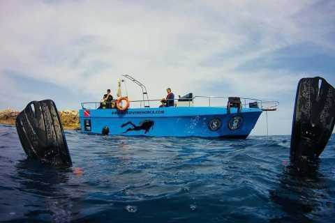 Menorca: snorkelsafari-tour