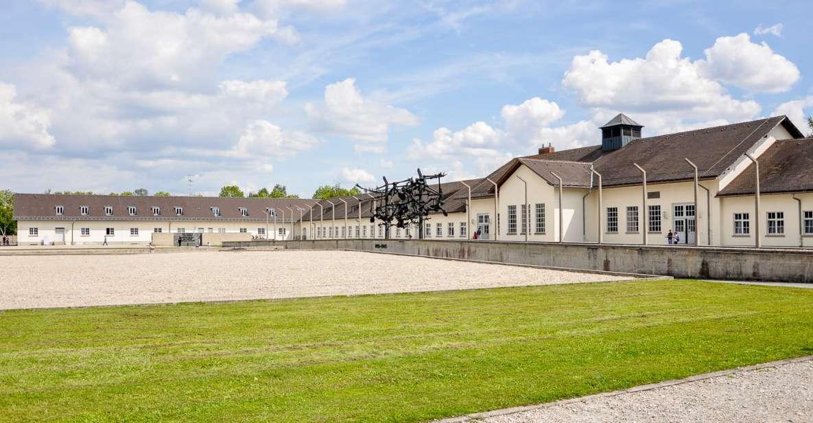 Vanuit München: rondleiding in kleine groep Dachau Memorial