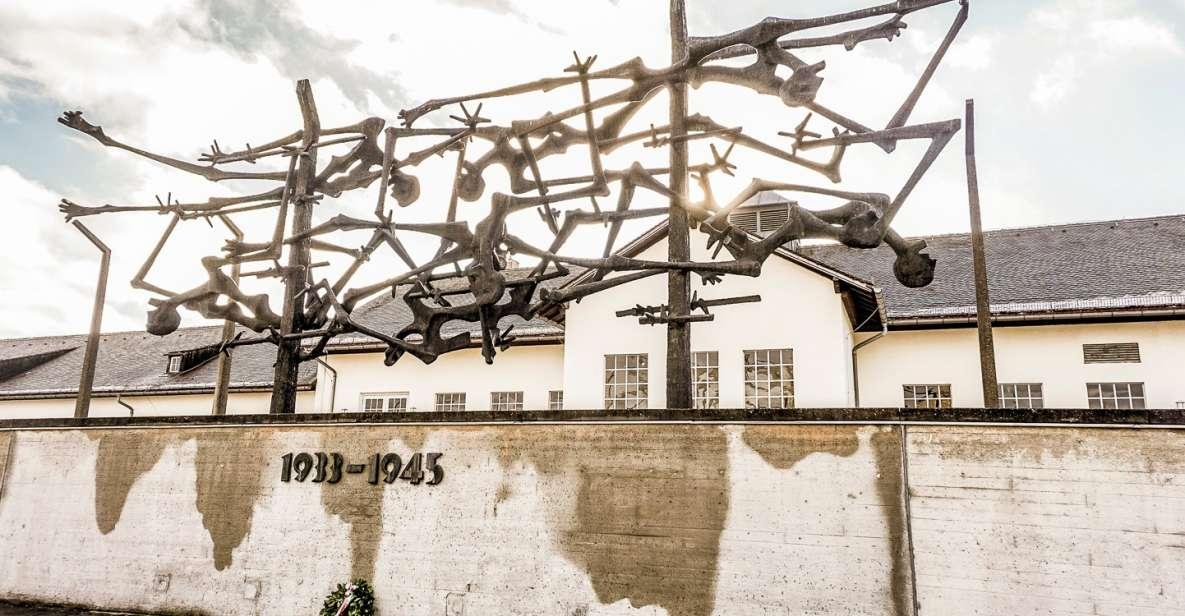 From Munich: Small-Group Dachau Memorial Guided Tour