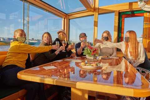 New York City: Champagne and Cheese Pairing Cruise
