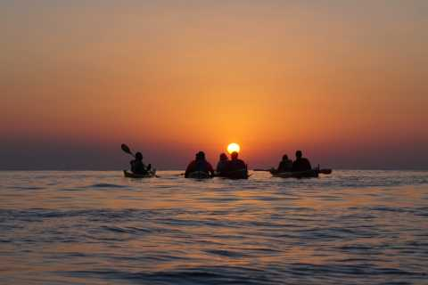Faliraki Beach: Sunrise Sea Kayak Experience with Breakfast