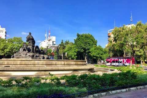 Mexico City: Hop-On Hop-Off Bus City Tour