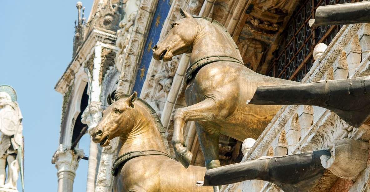 Dogenpalast und Markusdom: Tour ohne Anstehen mit Zugang zur Terrasse
