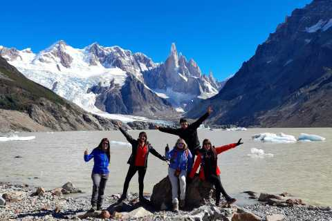 El Chaltén: Wanderung zum See Laguna Torre