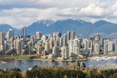 Vancouver: Guided City Highlights Tour