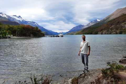 Ab El Chaltén: Wüstensee-Bootsfahrt und Gletscherwanderung