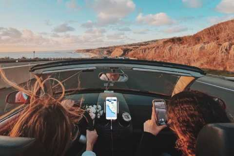 From San Francisco: Highway 1 Self-Drive Audio Tour