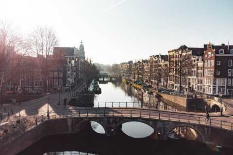 Amsterdam: Morning Canal Cruise