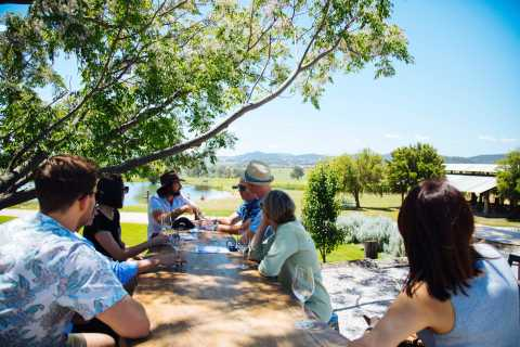 Hunter Valley Winery, Wine Making & Lunch Tour from Sydney