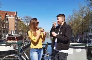 Amsterdam: Selbstgeführte kulinarische Schnitzeljagd