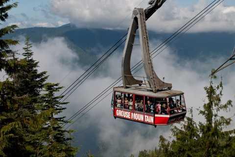 Vancouver: Busstur til North Shore Favorites
