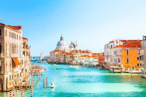Venedig: Gondelfahrt mit Canal Grande