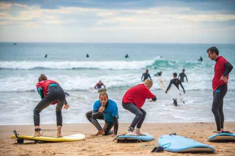 Algarve: 2.5-Hour Surfing Lesson
