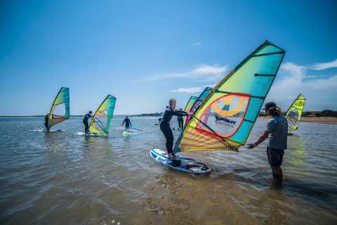 Algarve 3-Hour Windsurfing Lesson