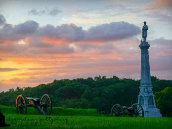 Gettysburg: Private Tour mit lizenziertem Battlefield Guide
