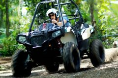 Bali: ATV Jungle Buggy Adventure