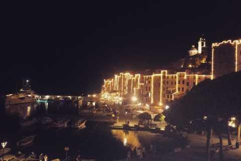 La Spezia: Portovenere Nighttime Return Boat Transfer