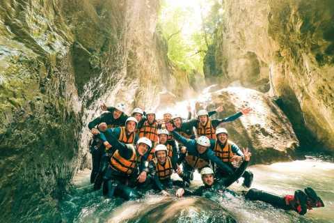 Canyoning in Interlaken