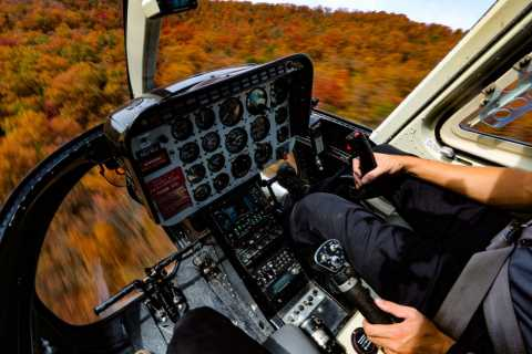 Pigeon Forge: Helicopter Tour of Gatllinburg