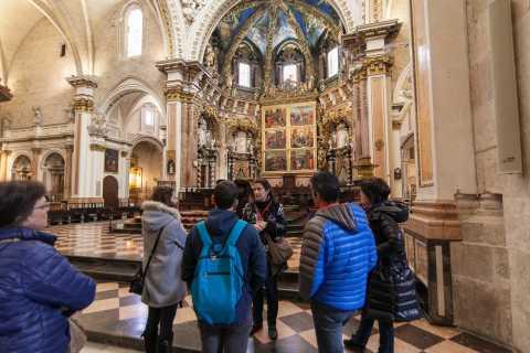 Valence: visite du Saint Graal