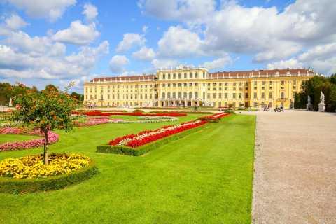 Вена: экскурсия по дворцу и садам Шенбрунн без очереди